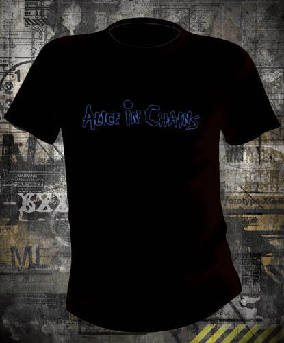 46823f6913b Футболка Alice in Chains. Купить футболки Alice in Chains майки ...