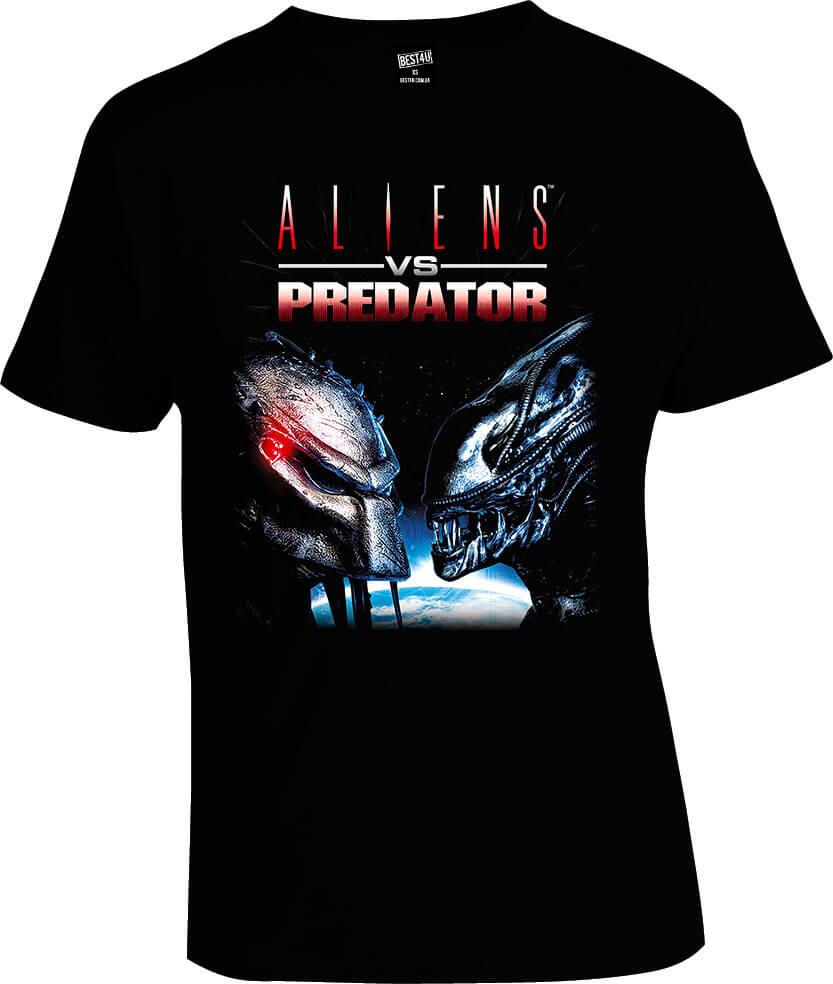 Футболка Alien VS Predator 2 Poster