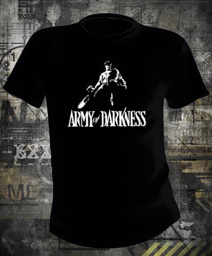 Футболка Army Of Darkness Blood & Smoke