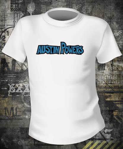 Футболка Austin Powers