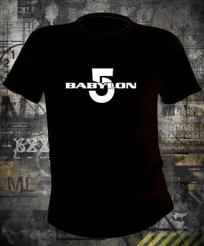 Футболка Babylon 5