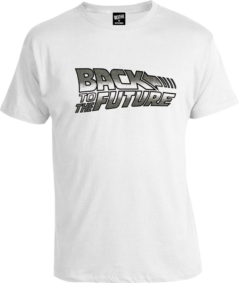 Футболка Back to the Future Logo