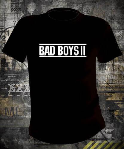 Футболка Bad Boys