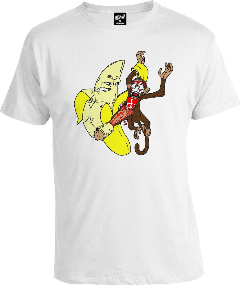Футболка Banana With Monkey