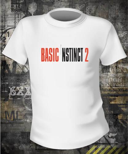 Футболка Basic Instinct
