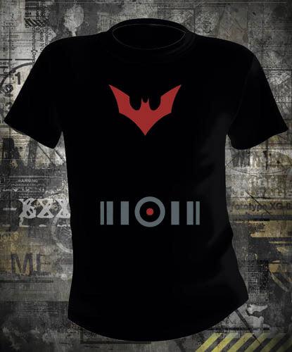 Футболка Batman Beyond Costume