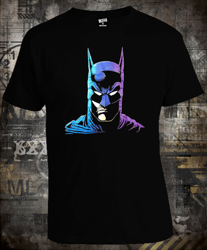 Футболка Batman Face