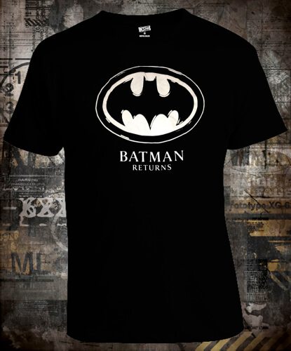 Футболка Batman Returns Logo