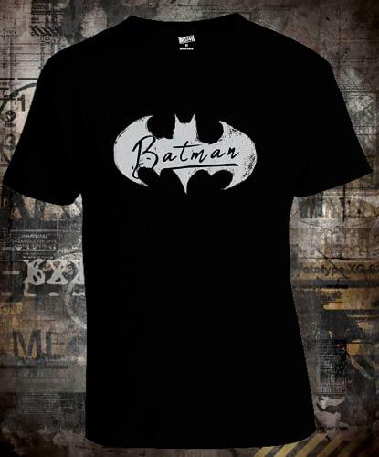 Футболка Batman Vintage Logo
