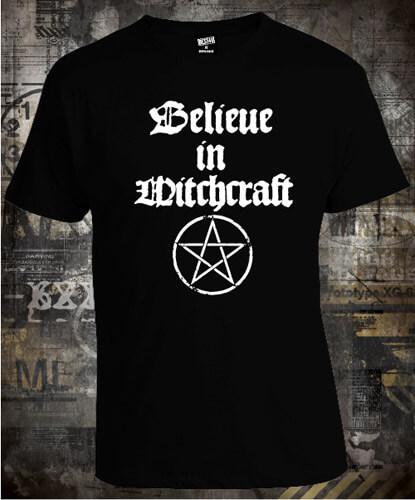 Футболка Blackcraftcult Believe in Witchcraft