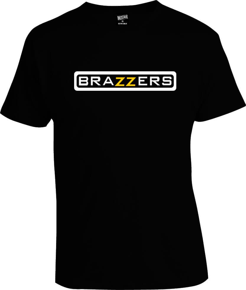 Футболка Brazzers Logo