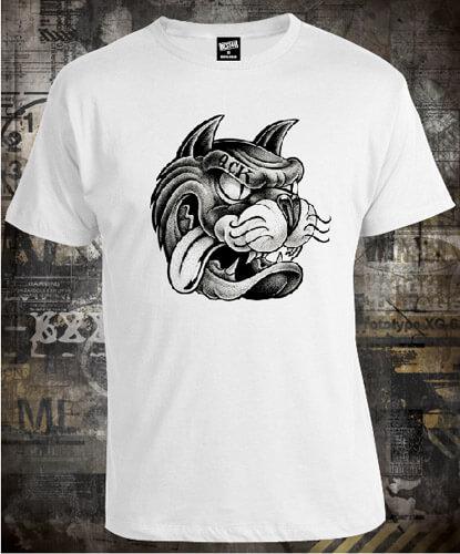 Футболка Cat Qck