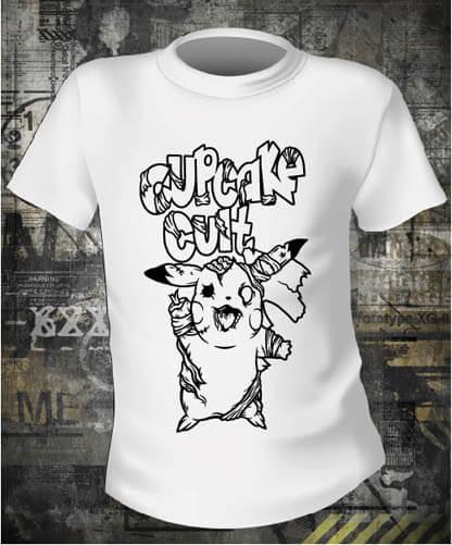 Футболка Cupcake Cult Pikachu
