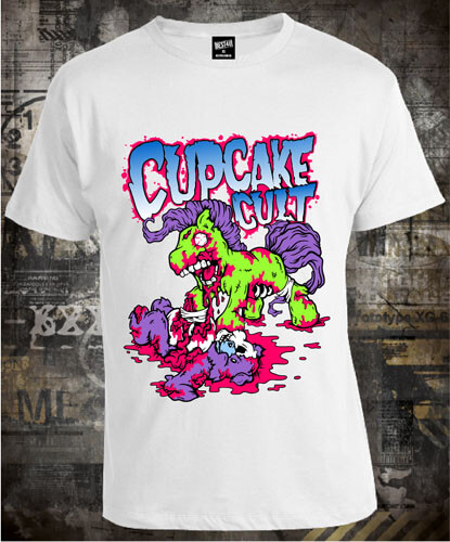 Футболка Cupcake Cult Ponny With Bear