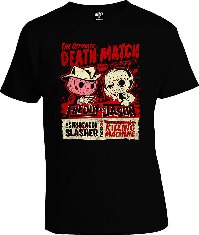 Футболка Freddy vs Jason