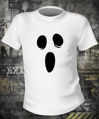 Футболка Ghost Face