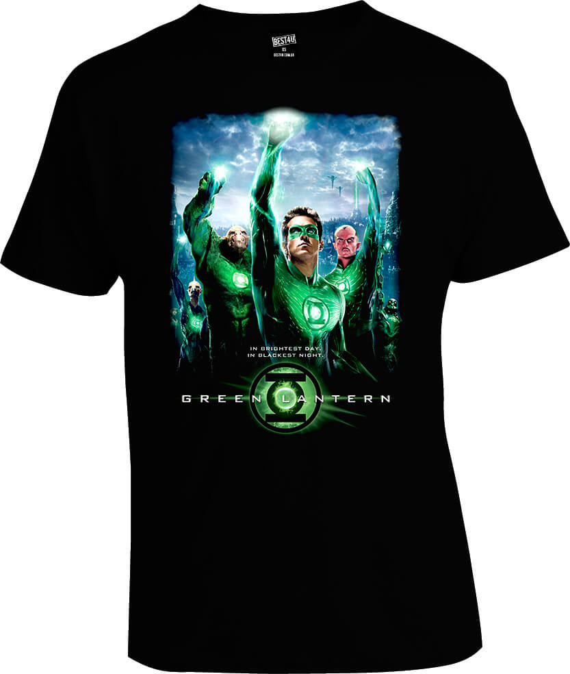 Футболка Green Lantern
