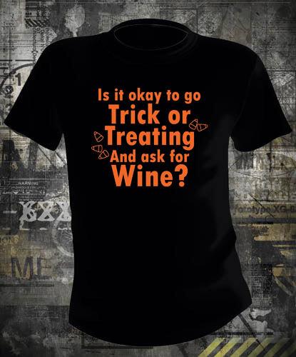 Футболка Halloween Trick Or Treating