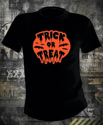 Футболка Halloween Trick or Treat