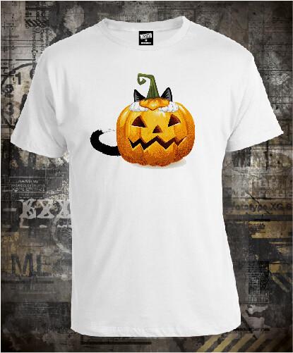 Футболка Halloween a Сircle