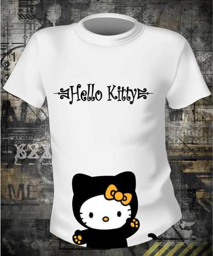 Футболка Hello Kitty Halloween
