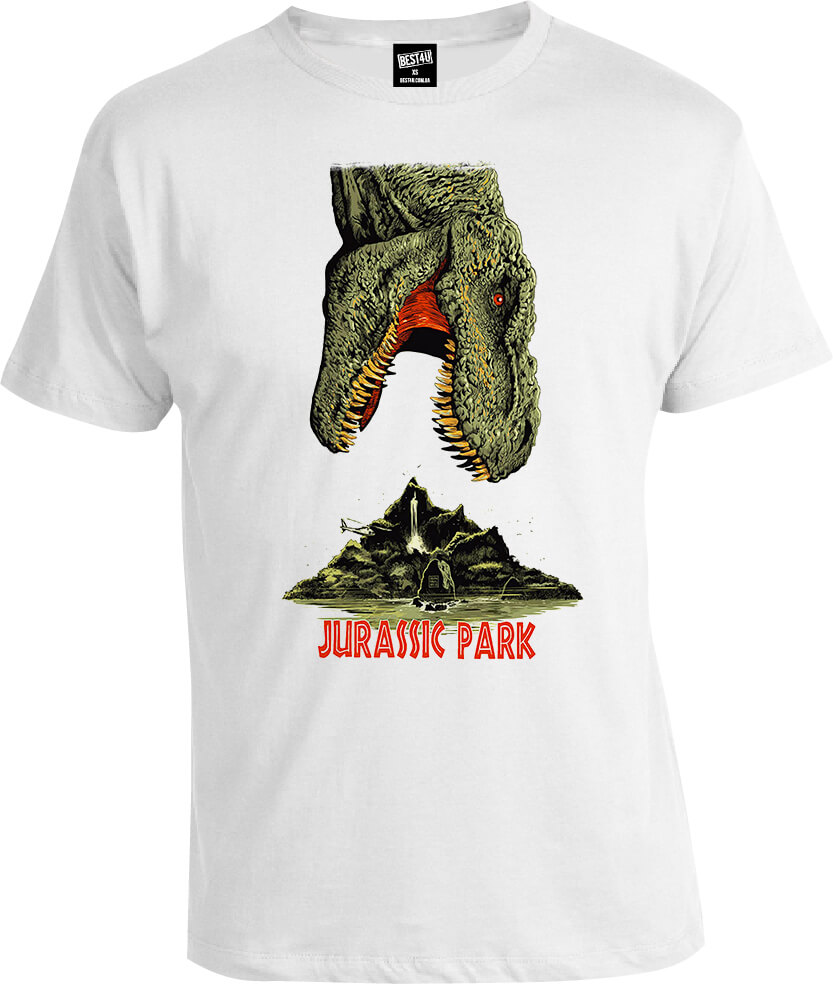Футболка Jurassic Park Dino