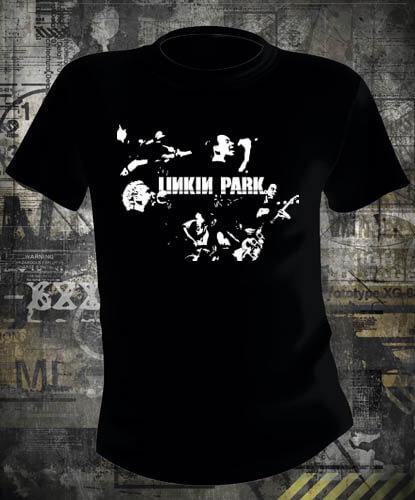 Футболка Linkin Park Concert