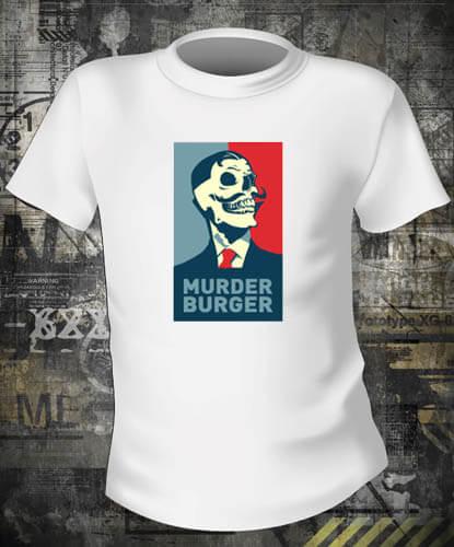Футболка Murder Burger