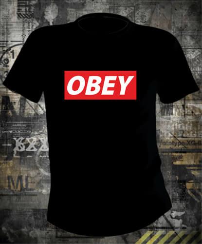 Футболки obey купить » Официальный интернет-магазин