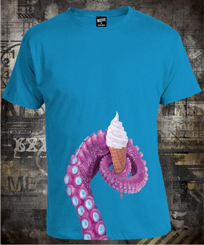 Футболка Octopus Ice Cream