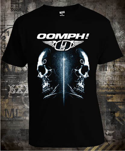 Футболка Oomph Skull