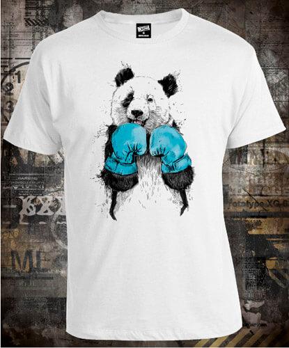 Футболка Panda Box