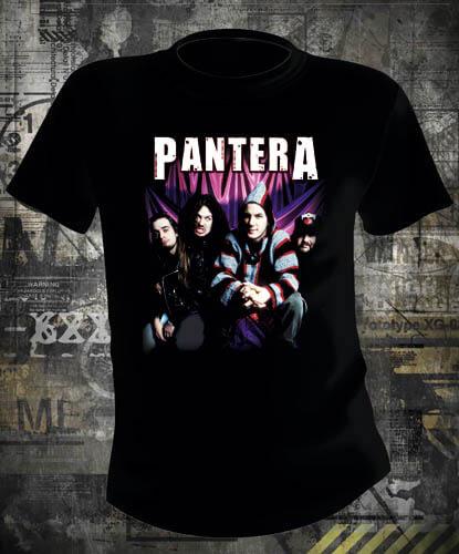 Футболка Pantera Band