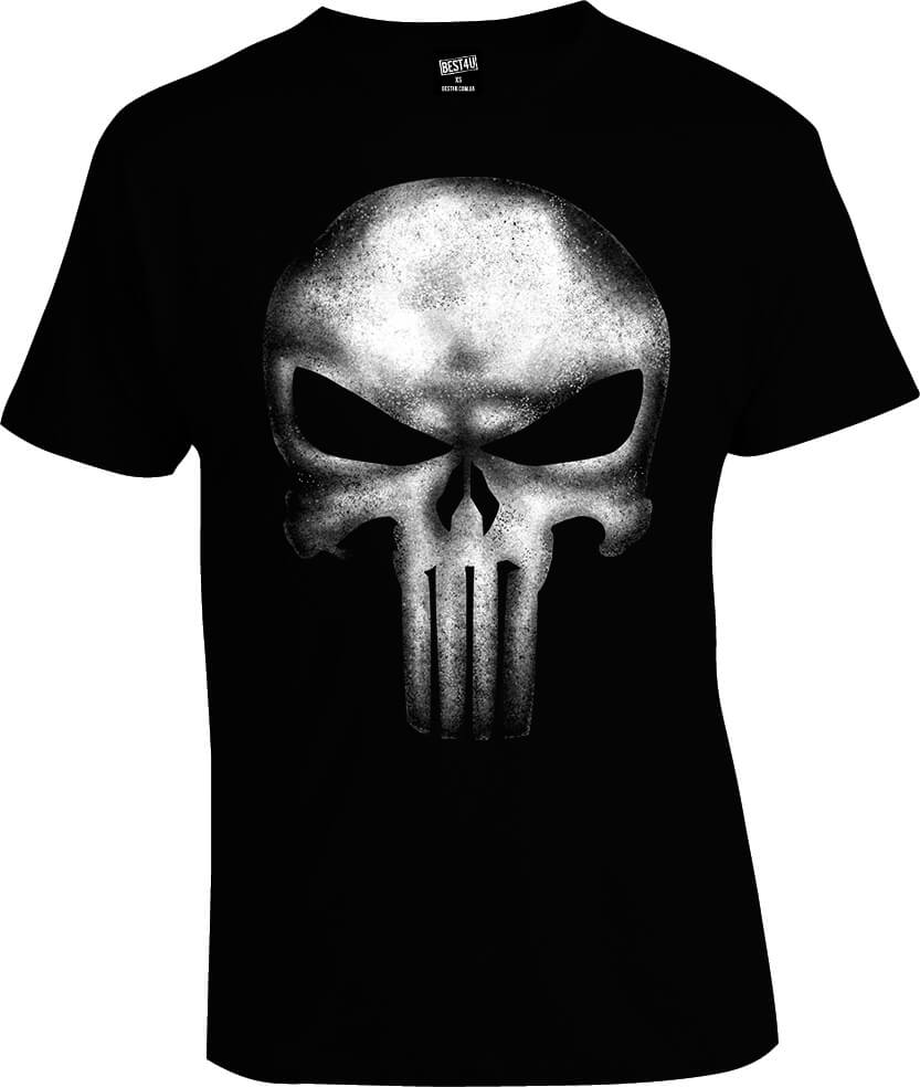 Футболка Punisher Grunge