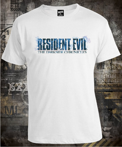 Футболка Resident Evil The Darkside Chronicles