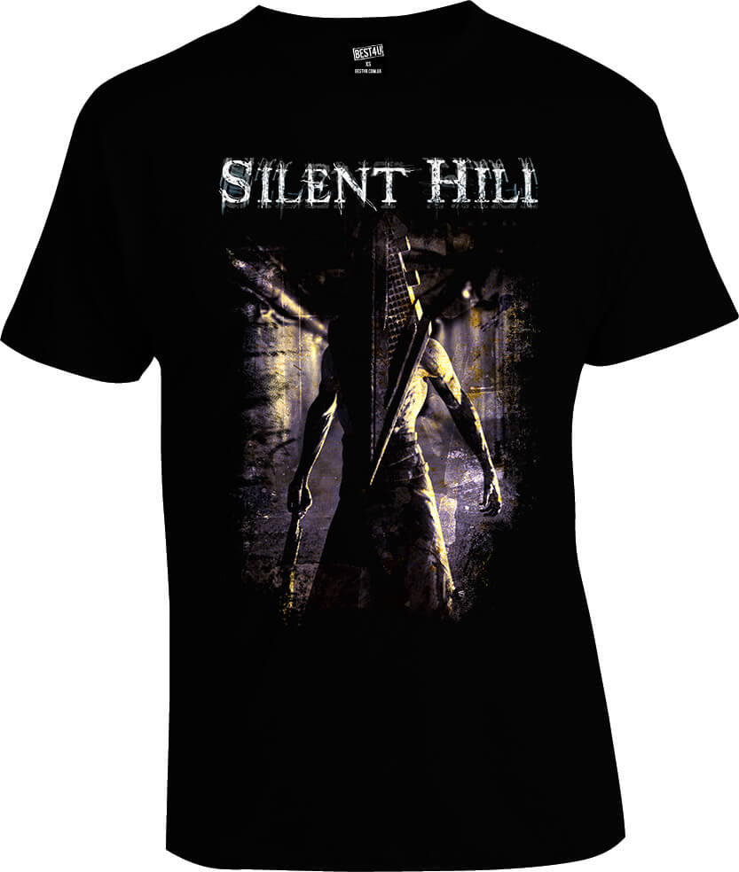 Футболка Silent Hill