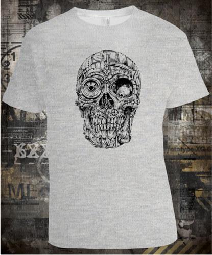 Футболка Skull Art