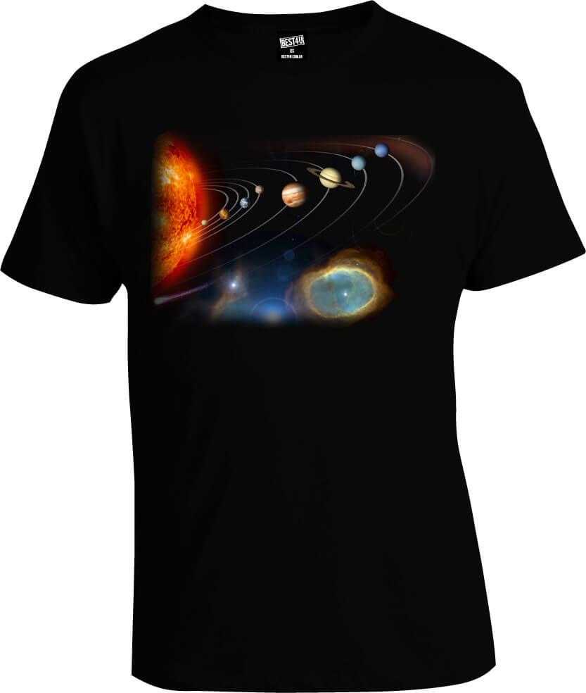 Футболка Solar System