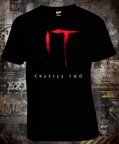 Футболка Stephen King IT Chapter Two
