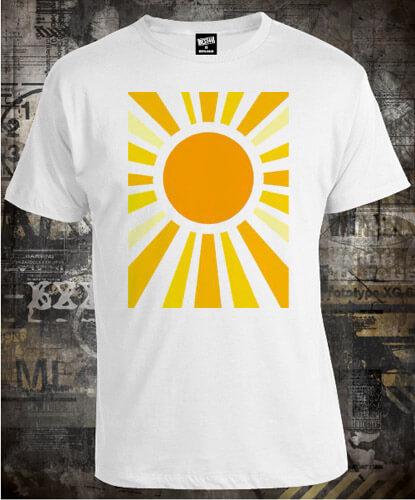 Футболка Sun