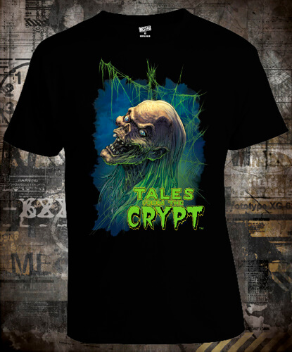 Футболка Tales From the Crypt Poster