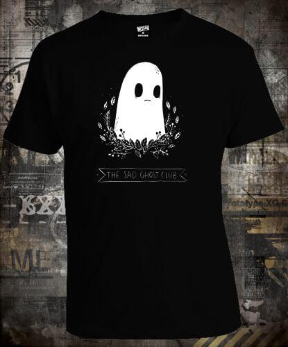 Футболка The sad Ghost club