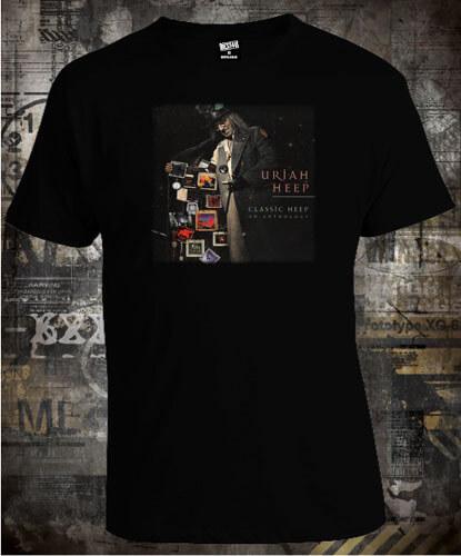 Футболка Urian Heep Album