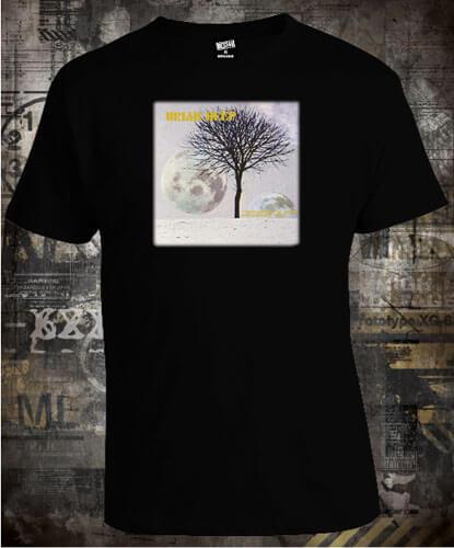 Футболка Urian Heep Album 3