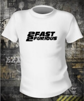 Футболка 2 fast 2 furious