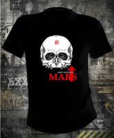Футболка 30 Seconds to Mars Skull