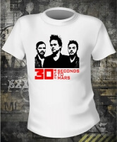 Футболка 30 Seconds to Mars
