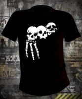 Футболка 3 Skulls