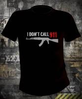 Футболка 911 муж 3XL