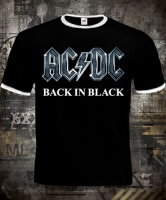 Футболка AC/DC Back In Black